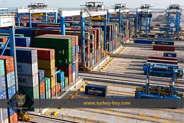 صادرات شرق الأناضول تحقق 140 مليون دولار