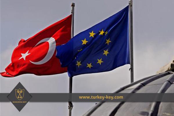 إقبال المستثمرين الأوروبيين على العقارات التركية
