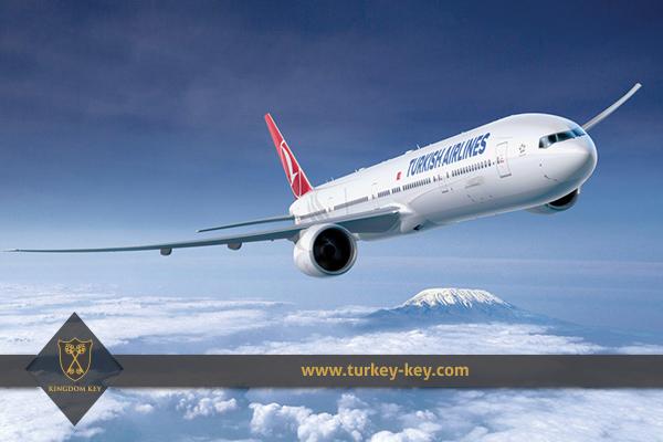 الخطوط الجوية التركية تاسس شركة عقارات