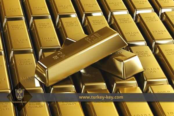 احتياطي الذهب في تركيا