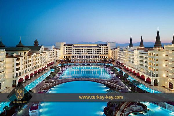فنادق تركيا