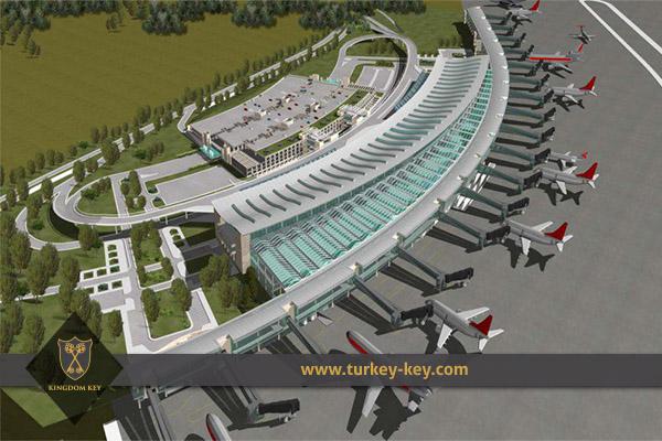 المطار الثالث