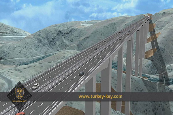 جسور تركيا