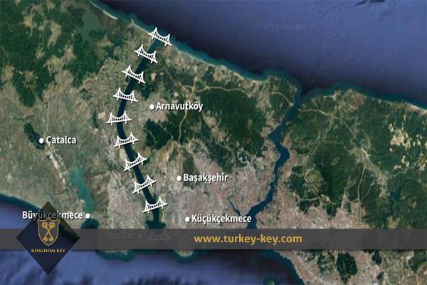 قناة اسطنبول الجديدة
